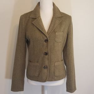 Old Navy tweed blazer size medium